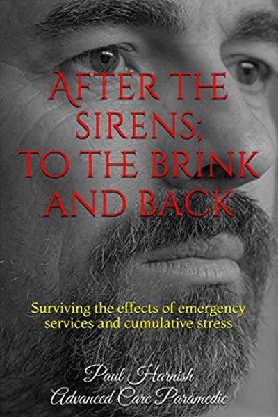 Book Cover After the Sirens To The Brink and Back