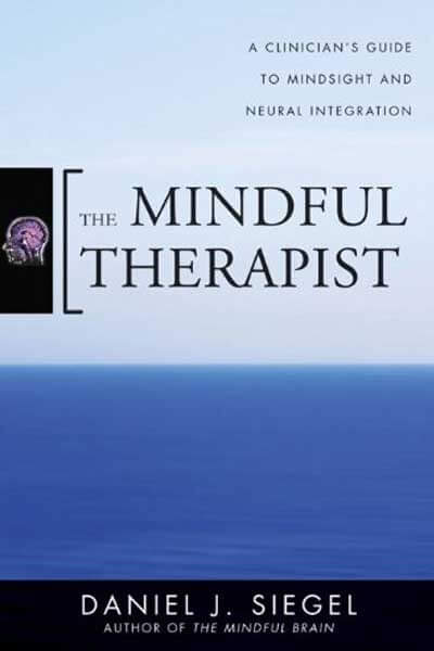 Book Cover The Mindful Therapist