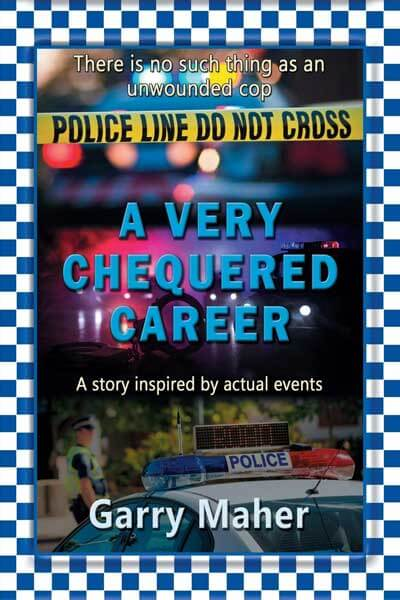 Book Cover A Very Checkered Career