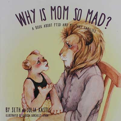 Book Cover Why Is Mom So Mad