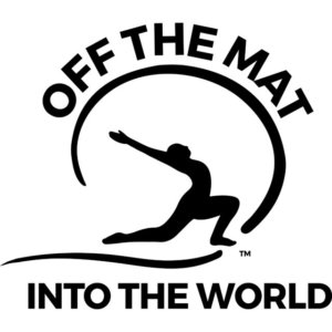 Off the Mat into the World Logo