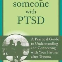 Book Cover Loving Someone with PTSD