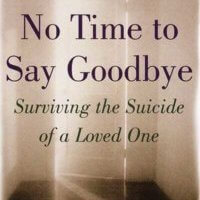 Book Cover No Time to Say Goodbye