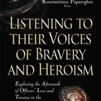 Book Cover Listening to their Voices of Bravery